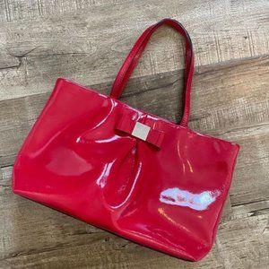Kate Spade Veranda Place Small Evie Tote Bag Red